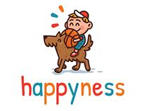 Cartoon Funny Logo Collection