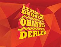Ohannes Burger | Sosyal Medya Grafik Çalışmaları