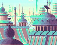 Hydro City