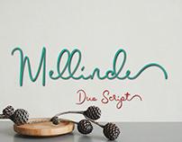 Mellinde font duo Script