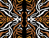 ANIMAL PRINT for FABRIC