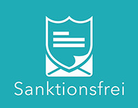 Sanktionsfrei Logodesign