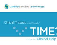 CareTech Solutions' Service Desk - Campaign