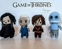 Game of Thrones - by Merique Crochet