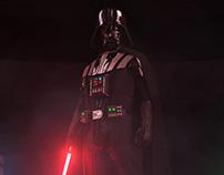 Darth Vader Jedi Purge