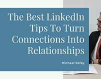 The Best LinkedIn Tips by Michael Ralby
