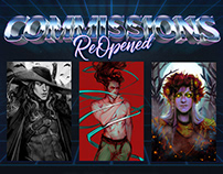 [OPEN] Commissions 2019