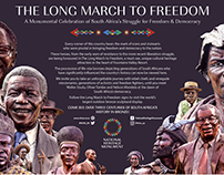 The Long March to Freedom