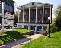 Front building expansion - WDI Group, Burlington, ON