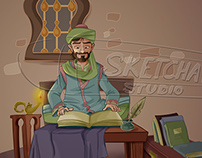 Online Interactive Story
