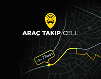 Araç Takip Cell (Car Tracking Software)