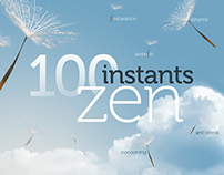 "Facing CD ""100 Instants Zen"""