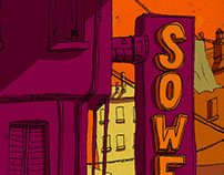 Soweto Graphic Novel