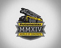 Putzmeister - WOC Logos
