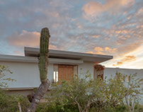Nivana House in Baja California Sur by Red Arquitectos