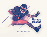 Covers for Nemesis Football