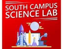 College Lab Signage
