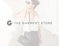 The Garment Store Branding