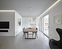 CW apartment by Burnazzi Feltrin Architetti