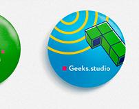 GEEKS Mobile development - Identity