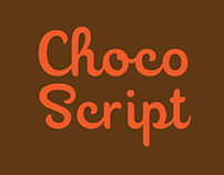 New Font: Choco Script
