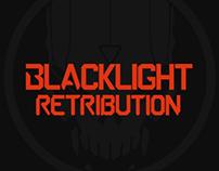 Black Light Retribution Concept UI