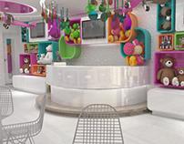 12/2016 Interior Design Coffe Shop Amored