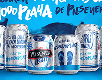 Modo Playa - Pilsener Light