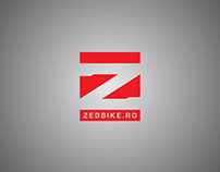Zed Bike Logo Design
