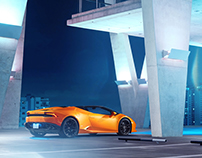 2016 Lamborghini Huracán Spyder - Top Gear