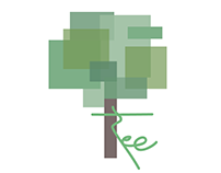 """Tree"" Logo Design"