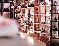 PREGO! SHOES FLAGSHIP STORE IN BUCHAREST BY GLAMSHOPS