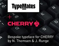 Custom CHERRY Gaming Font