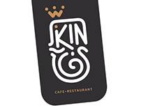 King' s cafe - restaurant Santorini