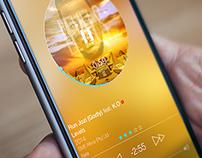iOS 9 UI Design Concept