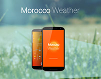 Morocco Weather Application