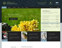 Memorial - Funeral WordPress Theme