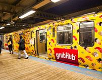 Chicago Train Wraps
