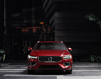 Volvo V60 (personal project)