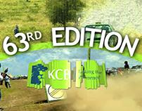 KCB Rally - 63rd Edition