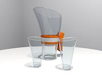 3D Modeling & Animation: Water Carafe/Pitcher/Jug