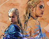 Game of Thrones- Daenerys Targaryen