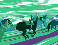 HORSE RACING TITLE