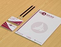 Identity Corporate - هوية تجارية Hanzou