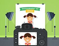 Creative courses Facebook cover