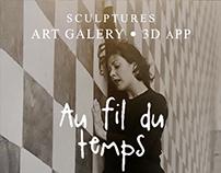 Au Fil Du Temps - APP EXPOSITION