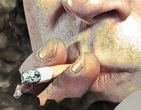 Onde há fumaça, há câncer