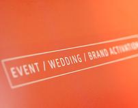 Brochure Design - NEWG Events