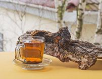 How to make incredible chaga tea