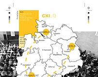 Opener CXI – Corporate & Brand Identity Konferenz